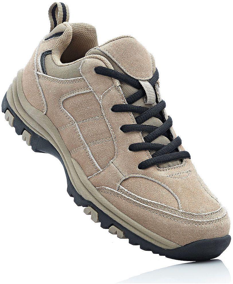705cb770ab702 Turistická obuv z kože bonprix značky bpc bonprix collection - Lovely.sk