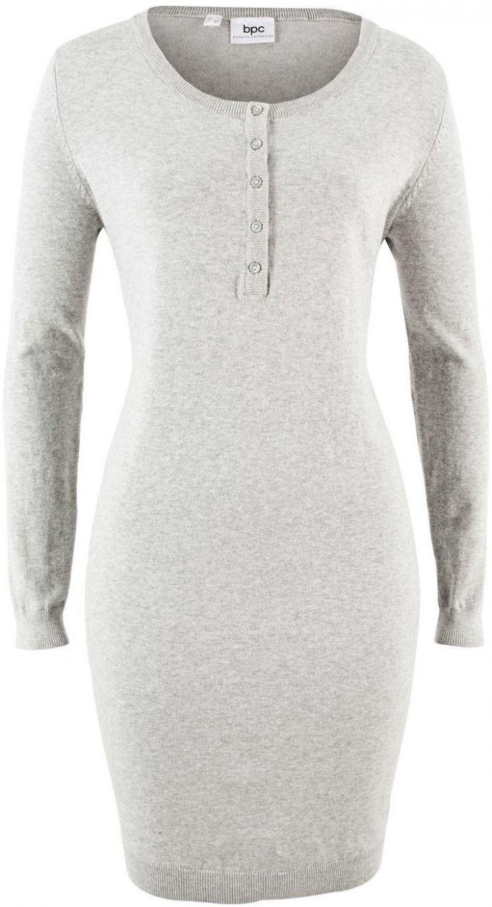 da8ff845b710 Pletené šaty bonprix značky bpc bonprix collection - Lovely.sk