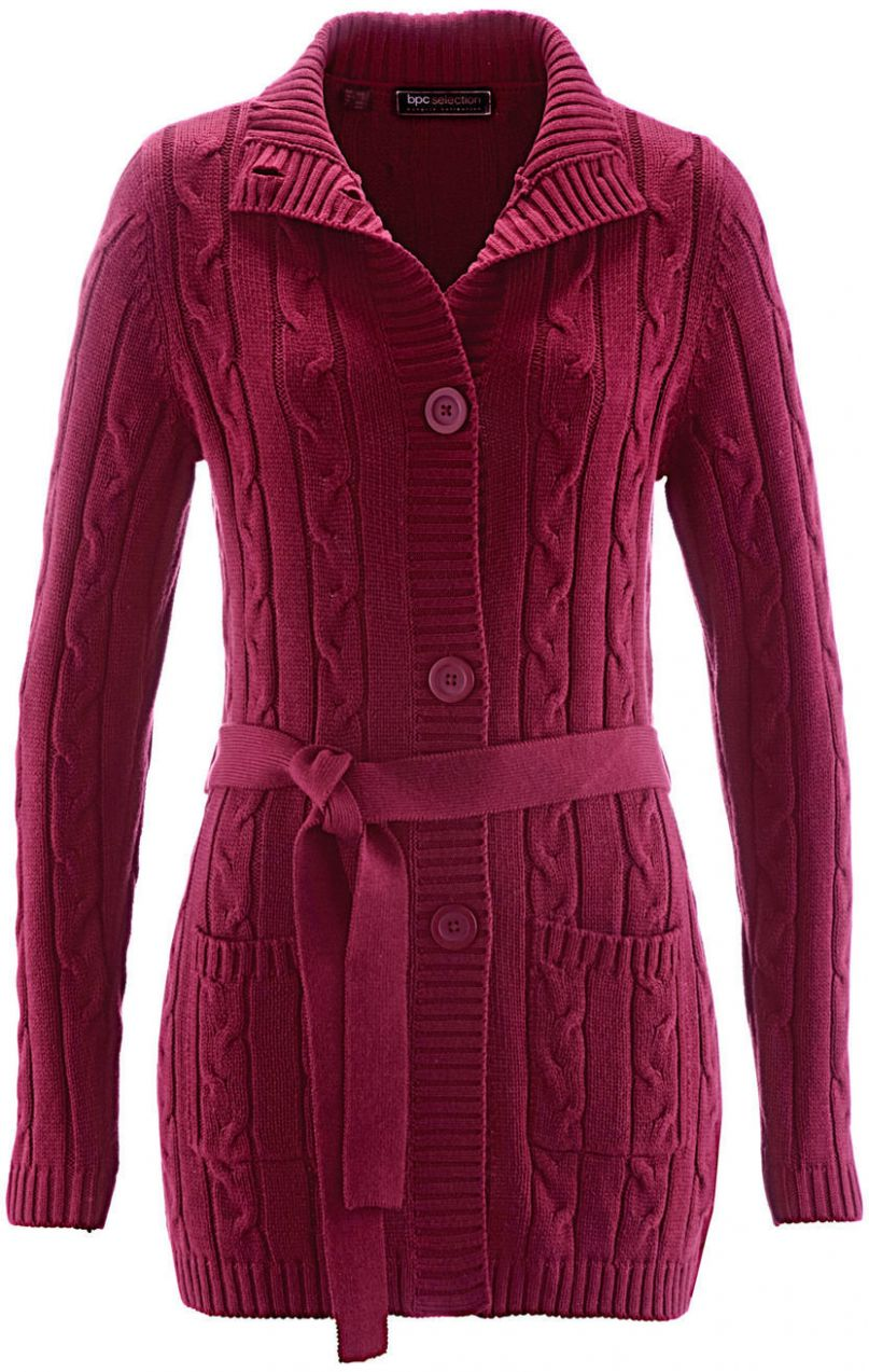 5d17d8eecdf2 Dlhý pletený sveter bonprix značky bpc selection - Lovely.sk