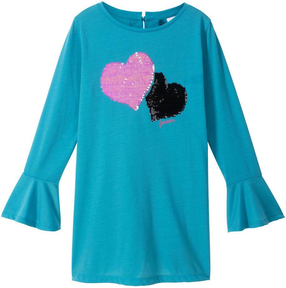 71903444d900 Šaty s obojsmernými flitrami bonprix značky bpc bonprix collection -  Lovely.sk