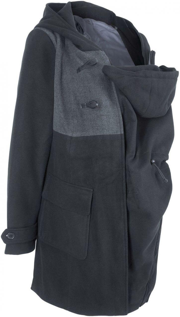 Materský kabát s ochranou pre dieťa bonprix značky bpc bonprix collection -  Lovely.sk 0d5a7f5f72c