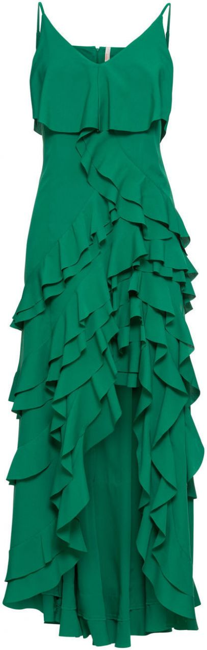 3516fb7b748f Šaty s volánmi bonprix značky BODYFLIRT boutique - Lovely.sk
