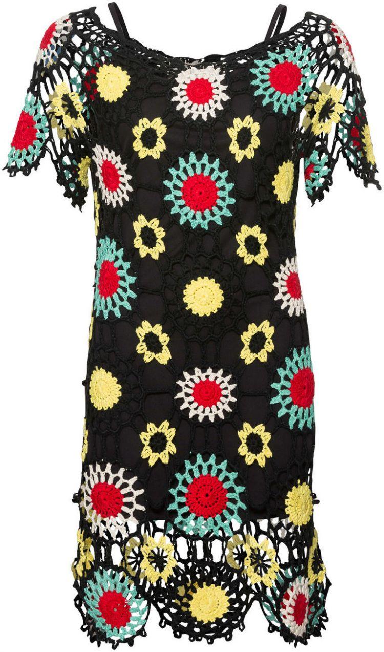 ffeacfec9c94 Háčkované šaty bonprix značky BODYFLIRT boutique - Lovely.sk