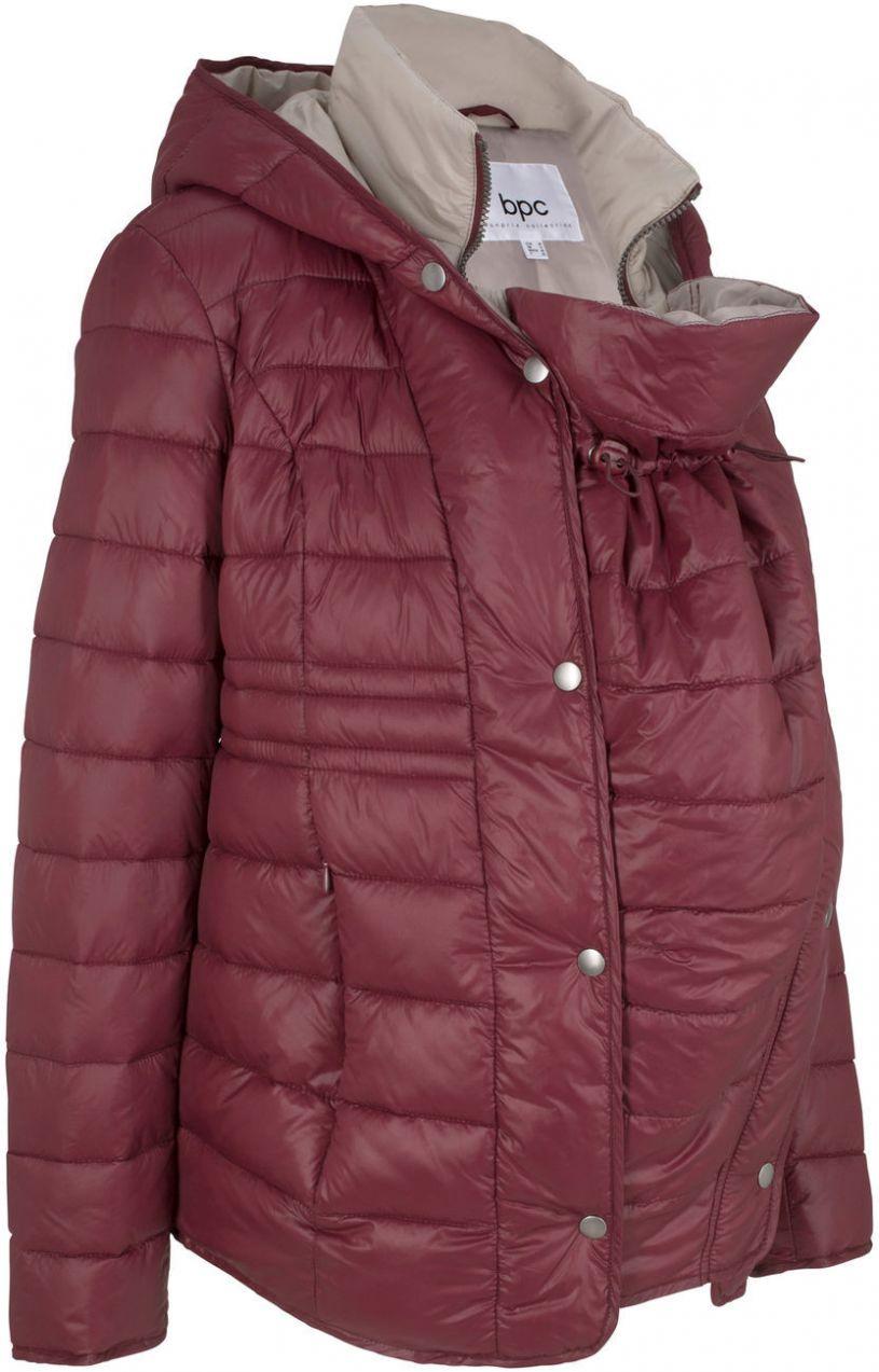 Materská bunda s časťou na bábätko bonprix značky bpc bonprix collection -  Lovely.sk 52528416a85
