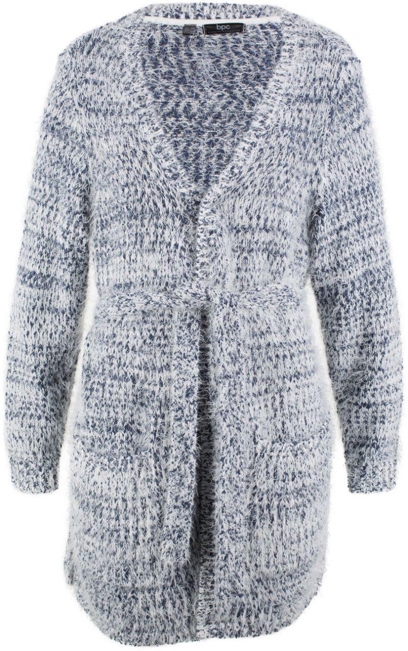 f92f8f9e6508 Pletený sveter s opaskom bonprix značky bpc bonprix collection ...