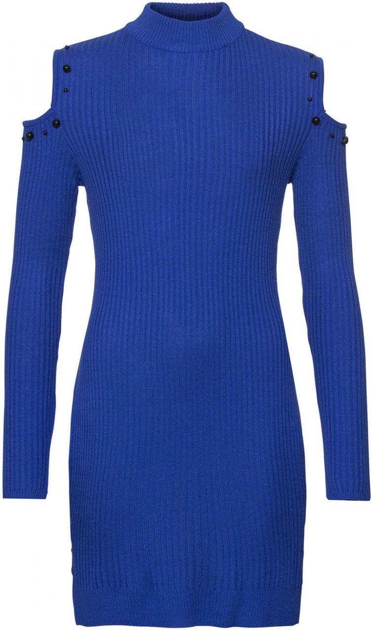 Pletené šaty s otvormi bonprix značky BODYFLIRT boutique - Lovely.sk 0a147b7360d