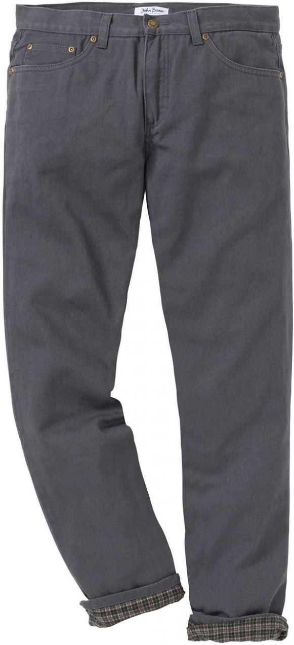 faa96e5c505e Termo twilové nohavice Regular Fit bonprix značky John Baner JEANSWEAR -  Lovely.sk