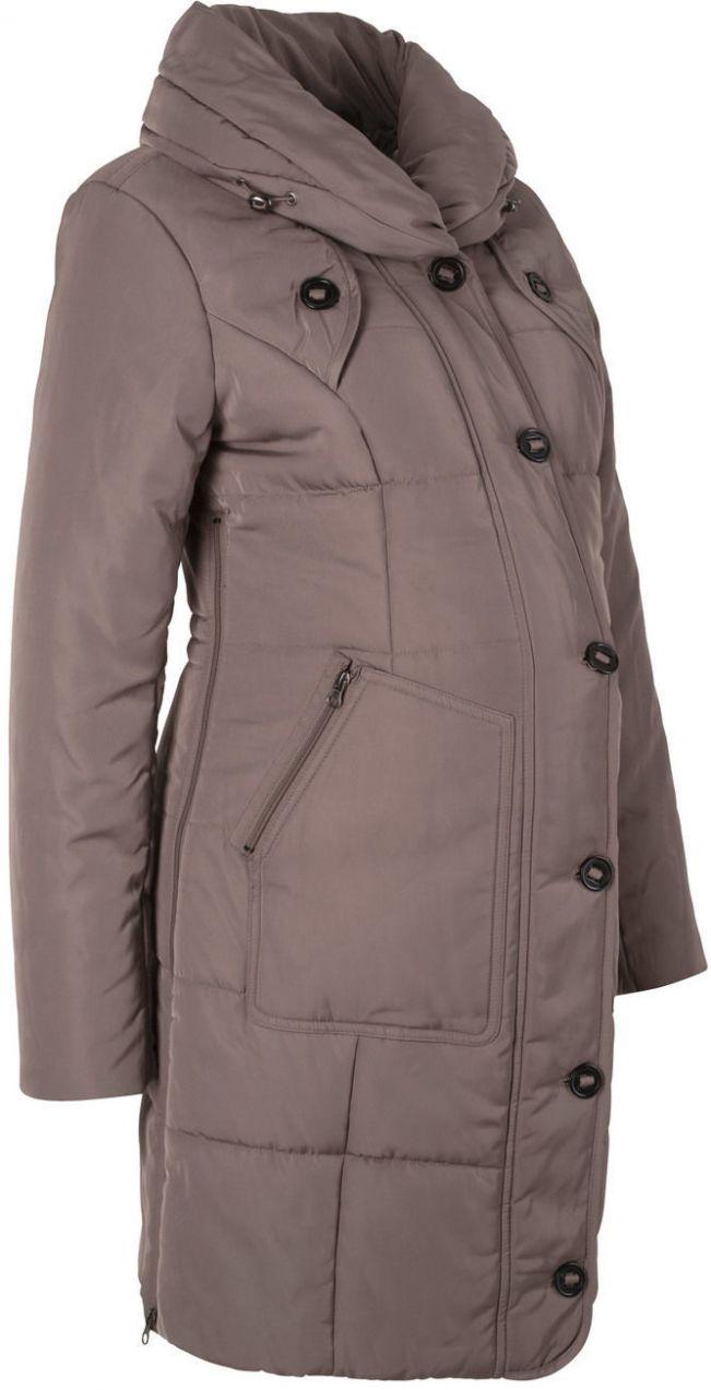 91e6d20d1314 Tehotenská móda prešívaný krátky kabát bonprix značky bpc bonprix collection  - Lovely.sk
