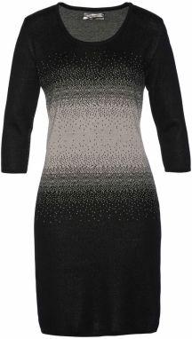 254e33f7cf7e Úpletové šaty v dvojdielnom vzhľade bonprix značky bpc selection ...