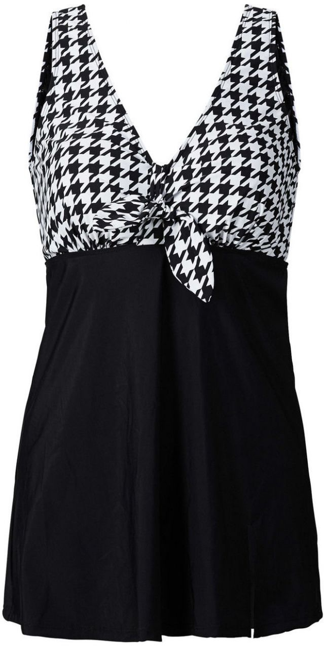 61c5bf498f Tvarujúce plavkové šaty bonprix značky bpc selection - Lovely.sk