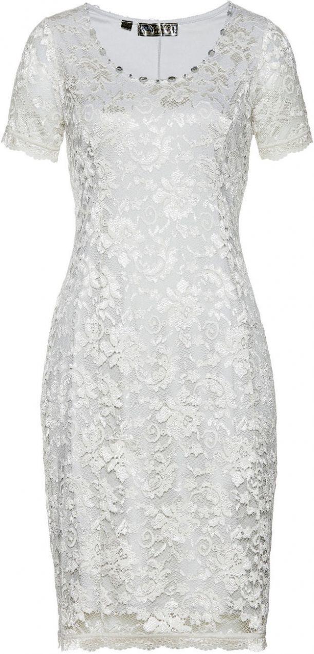 71a984bb5 Čipkované šaty bonprix značky bpc selection premium - Lovely.sk