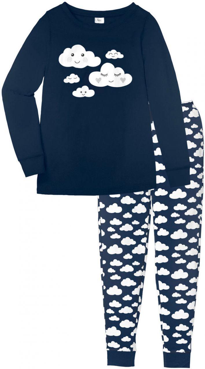 a1778783317b Pyžamo bio bavlna bonprix značky RAINBOW - Lovely.sk