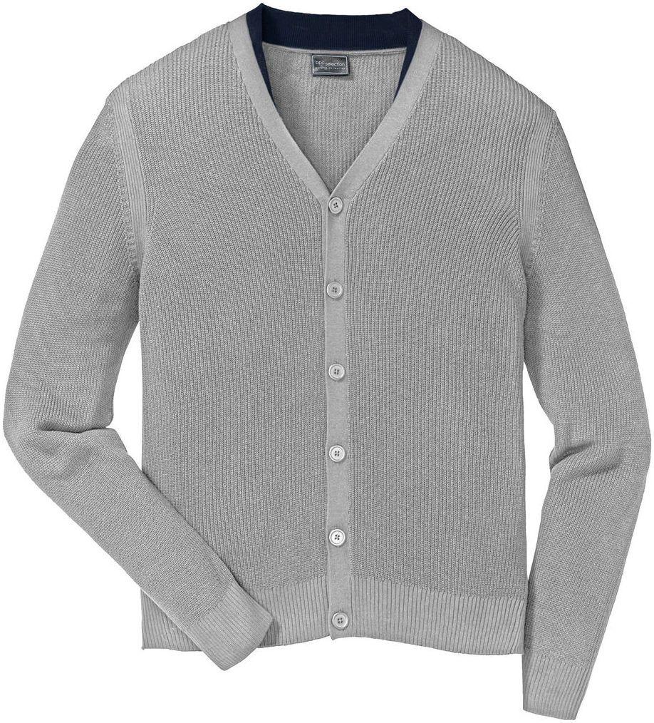 3c5f846ec458 Pletený sveter Regular Fit bonprix značky bpc selection - Lovely.sk
