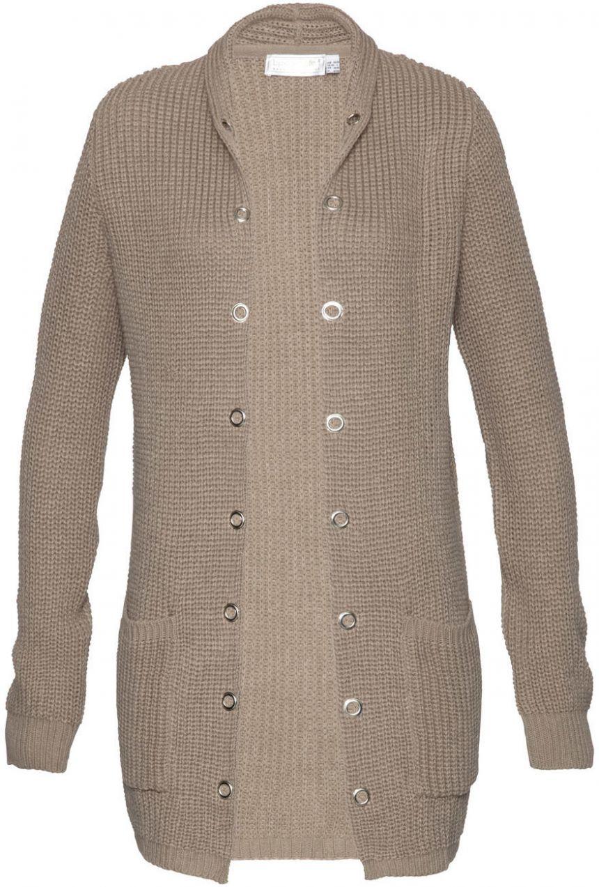 67eb8e3d0772 Pletený sveter bonprix značky bpc selection - Lovely.sk