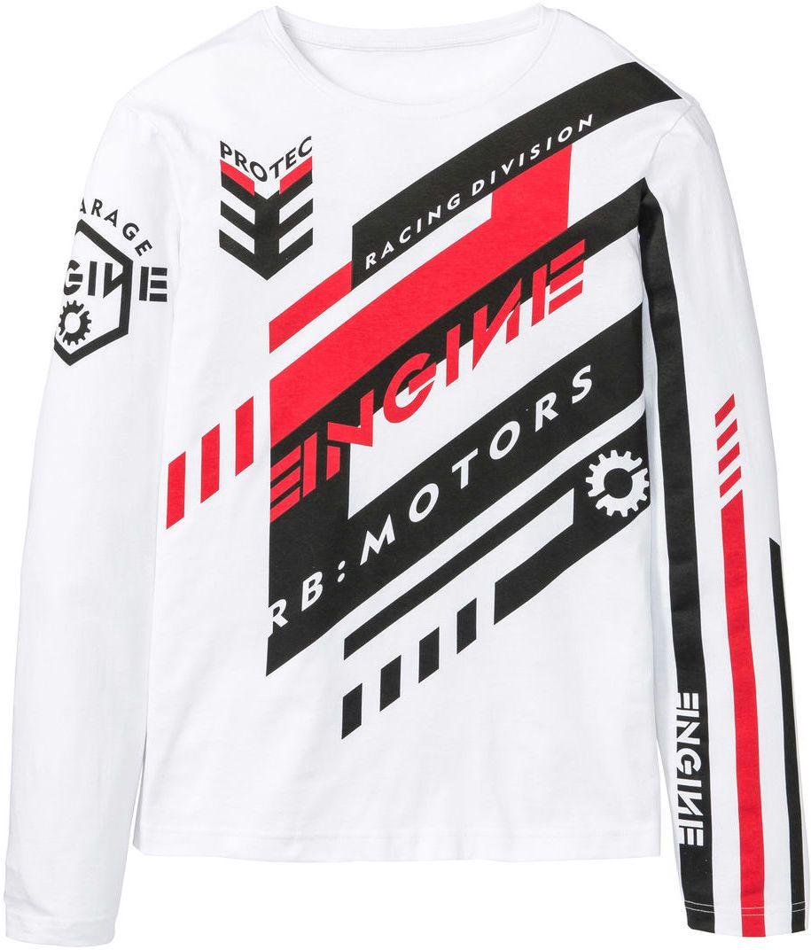 25d0d96a5ad3 Tričko s dlhým rukávom Slim Fit bonprix značky RAINBOW - Lovely.sk