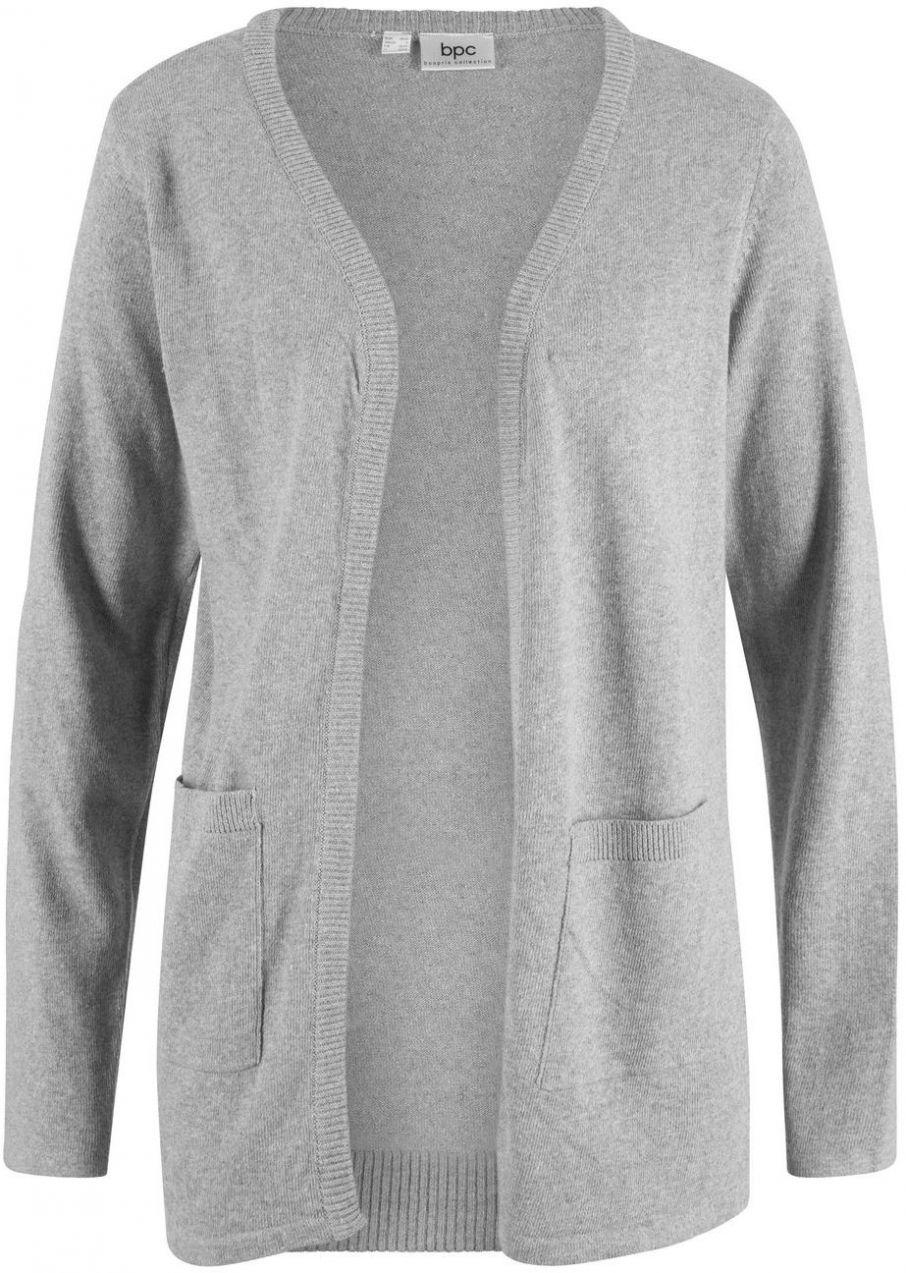 e9fe7e2fc205 Pletený sveter recyklovateľná bavlna bonprix. bpc bonprix collection