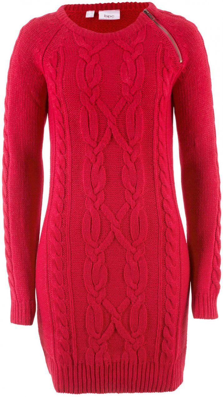 d50335a385e9 Pletené šaty bonprix značky bpc bonprix collection - Lovely.sk