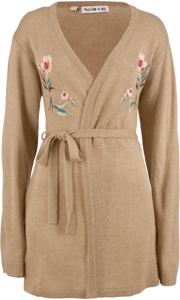 9e7f9ae1b2a0 Pletený sveter - dizajn od Maite Kelly bonprix značky bpc bonprix collection  - Lovely.sk