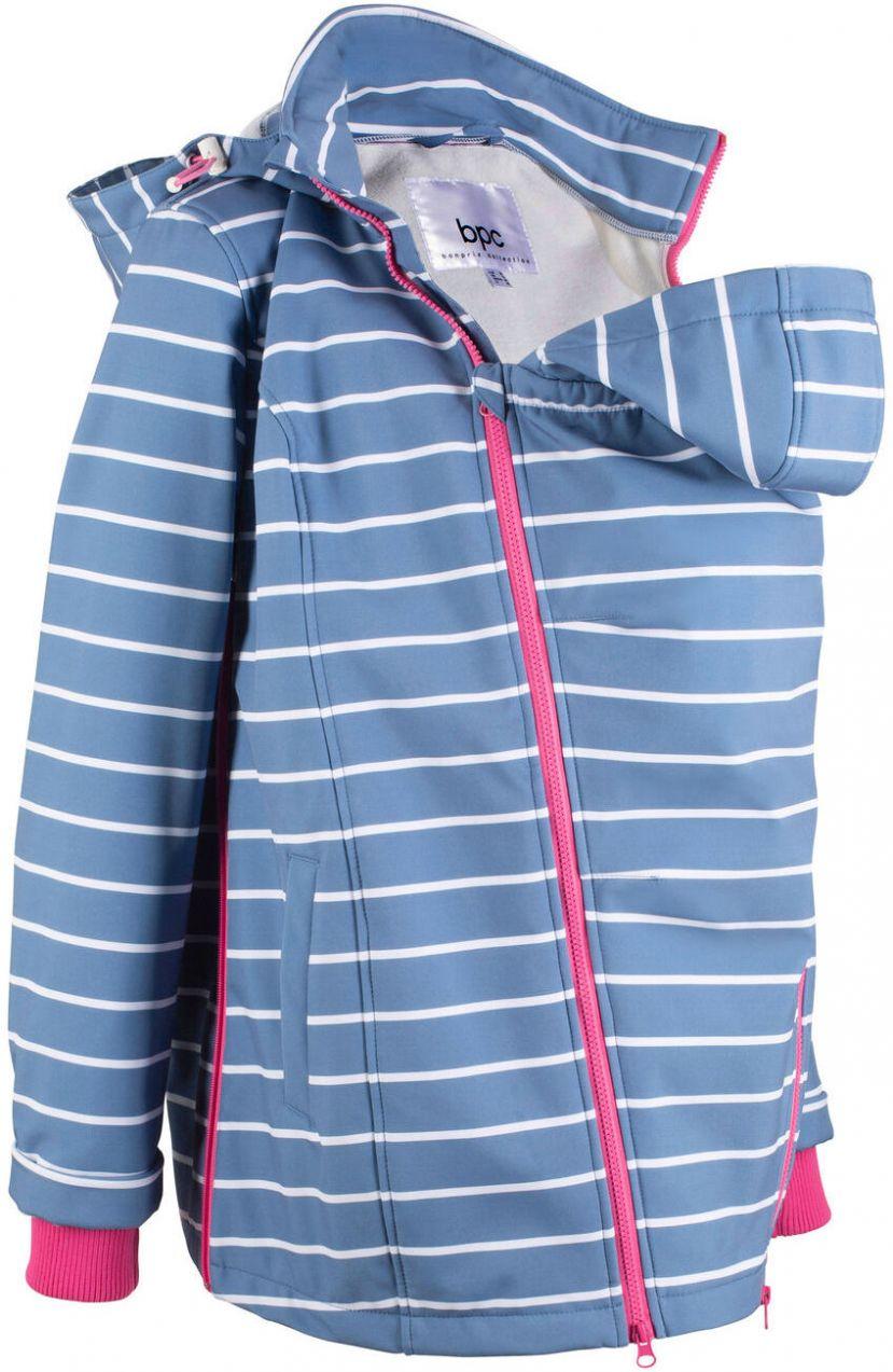 Bunda na nosenie Materská bunda softshell bonprix. bpc bonprix collection f15791da2de
