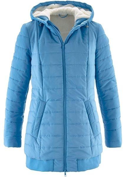 Ľahká prešívaná bunda s kožušinkou bonprix značky bpc bonprix collection -  Lovely.sk 2a768e18651