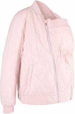 Materská bunda s rozšírením na bábätko bonprix 09e8d224e16