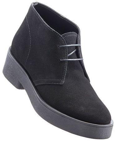 43423e943fcf4 Kožené topánky na šnurovanie bonprix značky RAINBOW - Lovely.sk