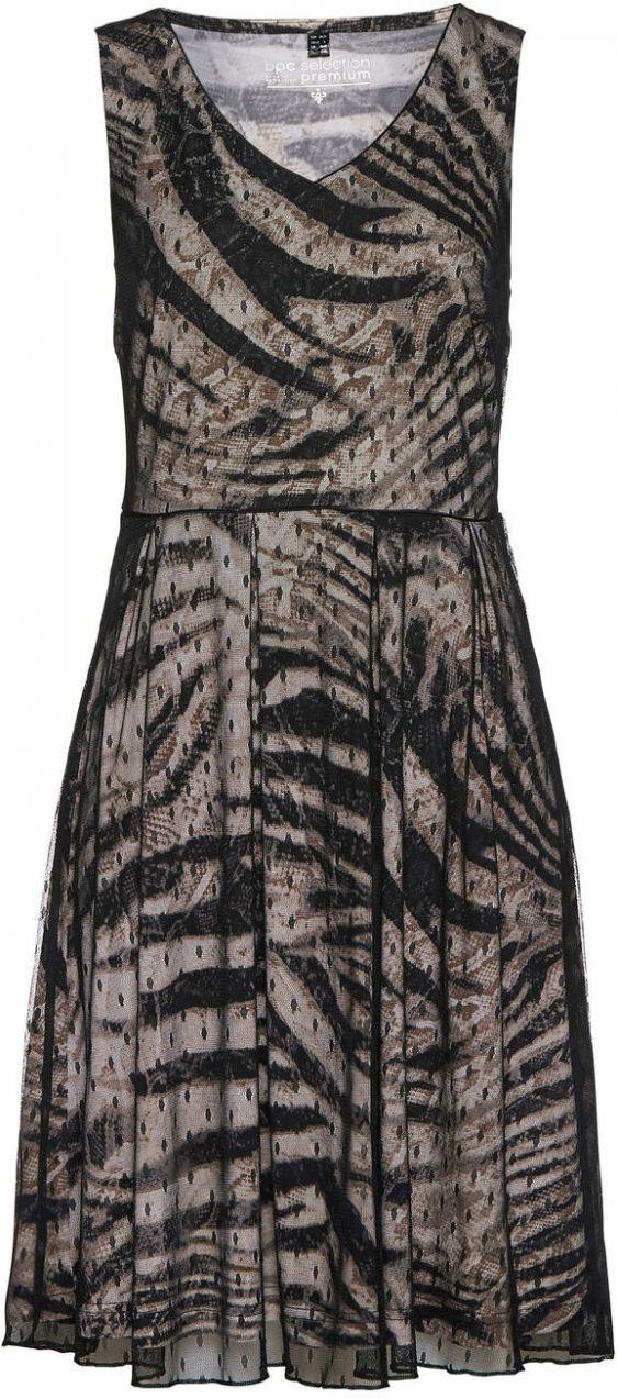 d2493a8b59cd8 Úpletové šaty bonprix značky bpc selection premium - Lovely.sk