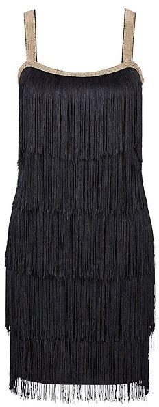 Šaty so strapcami bonprix značky BODYFLIRT boutique - Lovely.sk f58ba6cc779
