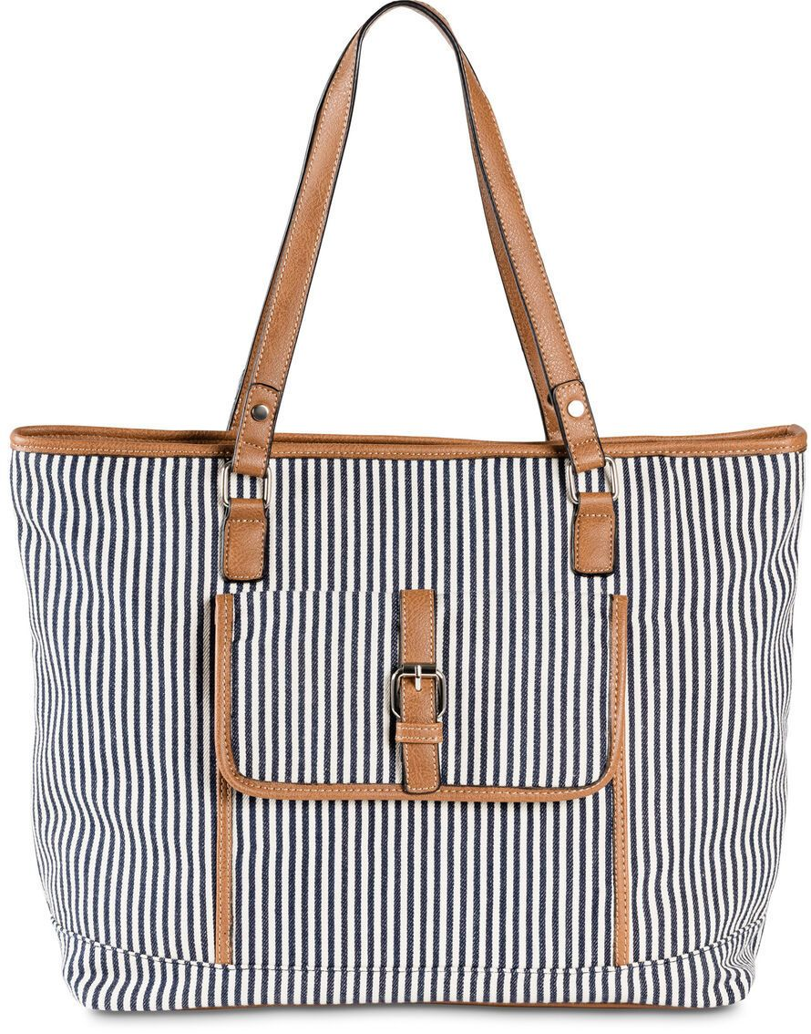 5c8ad128b0 Kabelka Shopper bonprix značky bpc bonprix collection - Lovely.sk