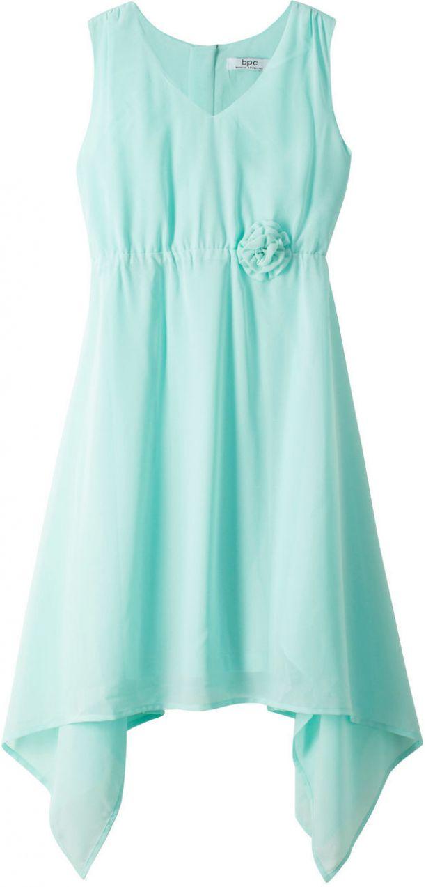 c38a41fdff77 Šifónové šaty bonprix značky bpc bonprix collection - Lovely.sk