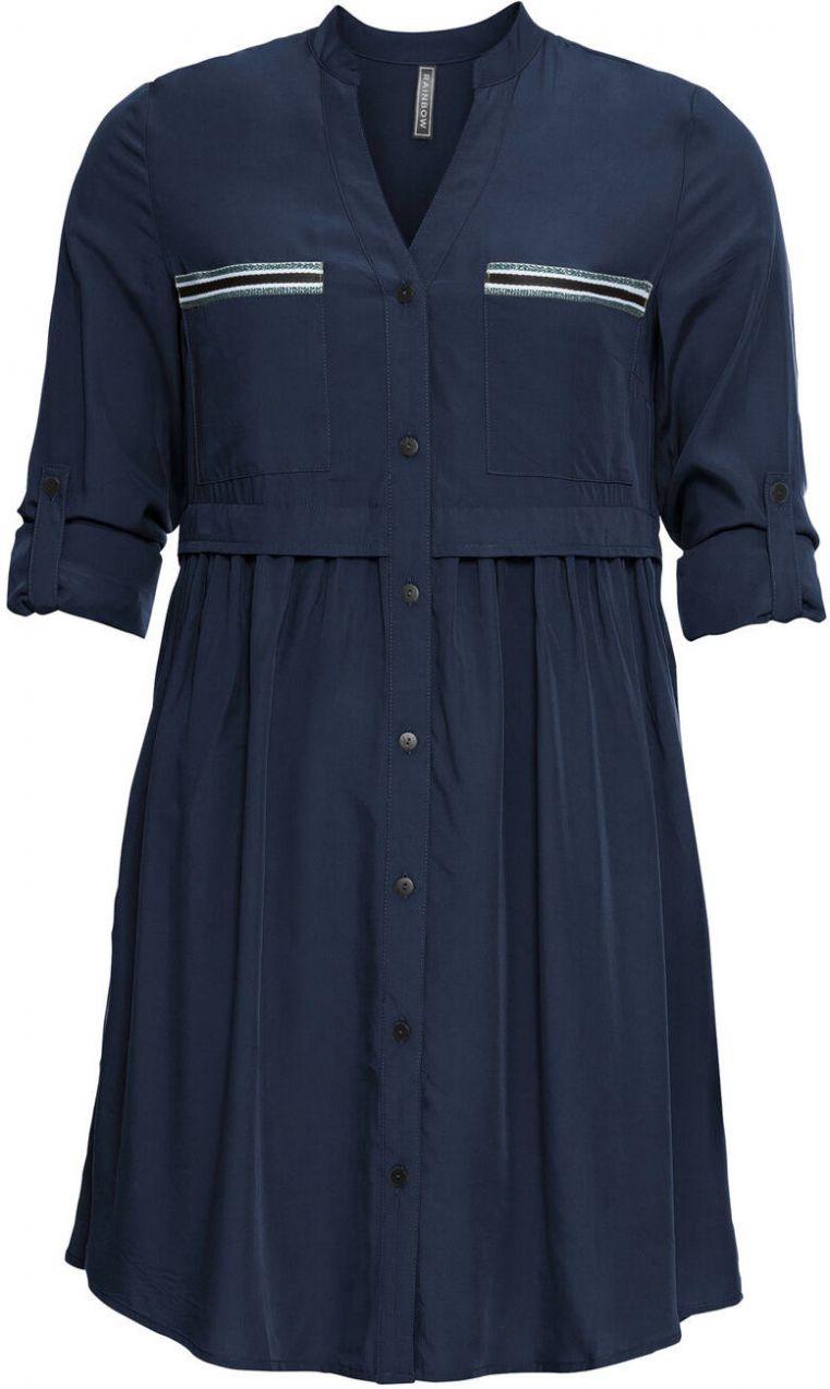 42827269ef1f Krátke košeľové šaty bonprix značky RAINBOW - Lovely.sk