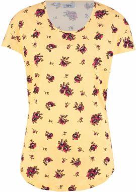 fbf9ca55b7ab ... Dámske tričká s krátkym rukávom Bpc bonprix collection. Podobné  produkty. Bavlnené tričko s potlačou bonprix