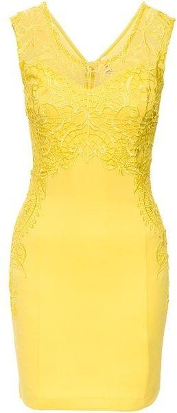 Šaty na párty s čipkou bonprix značky BODYFLIRT boutique - Lovely.sk aba2cae5859