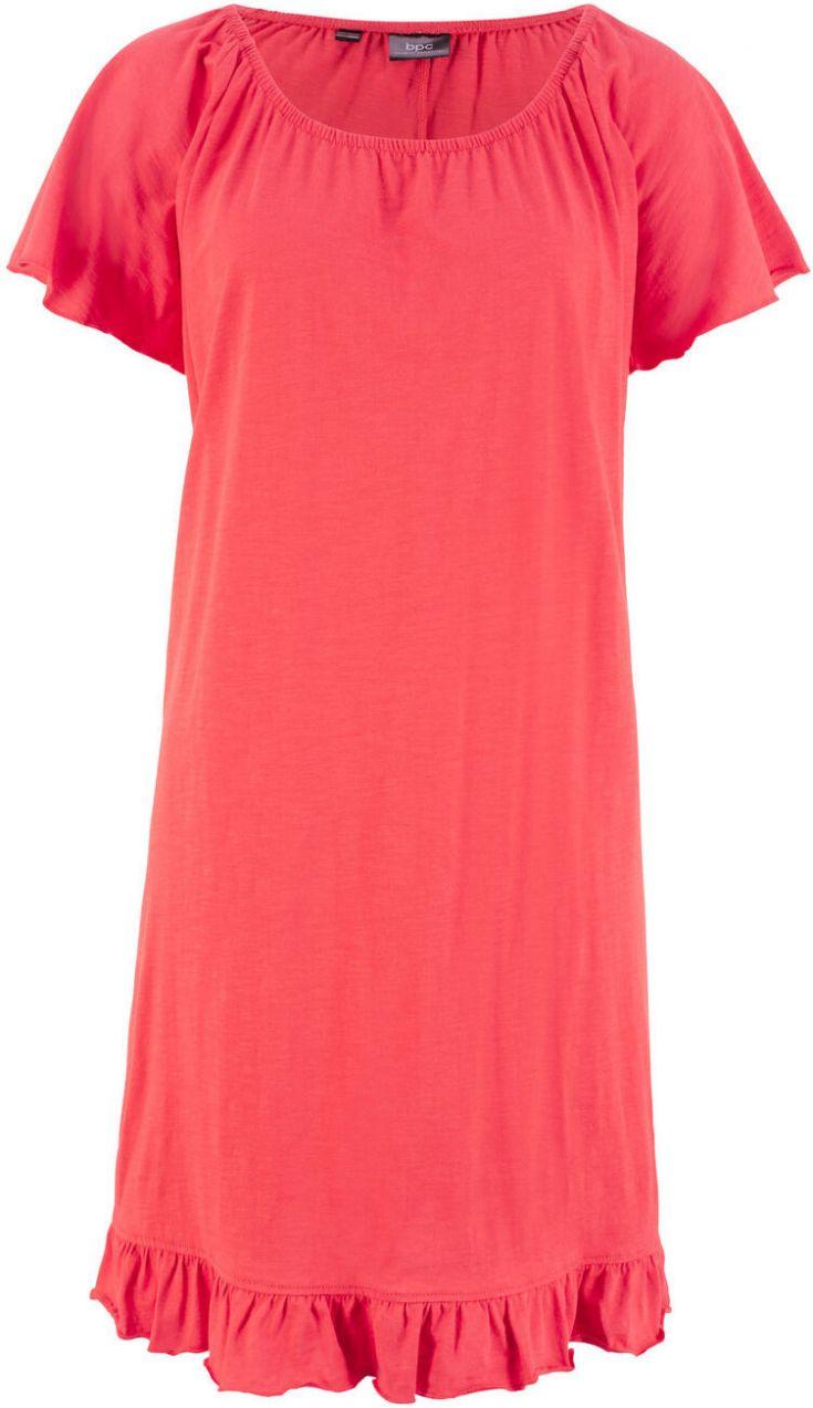 b27a84dcbe86 Džersejové šaty s volánmi bonprix značky bpc bonprix collection - Lovely.sk