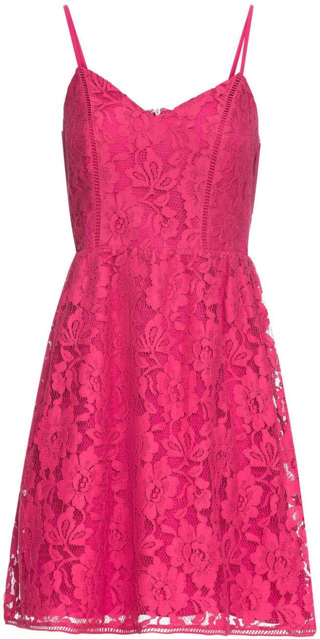 aa50e5ecd Čipkované šaty bonprix značky BODYFLIRT - Lovely.sk