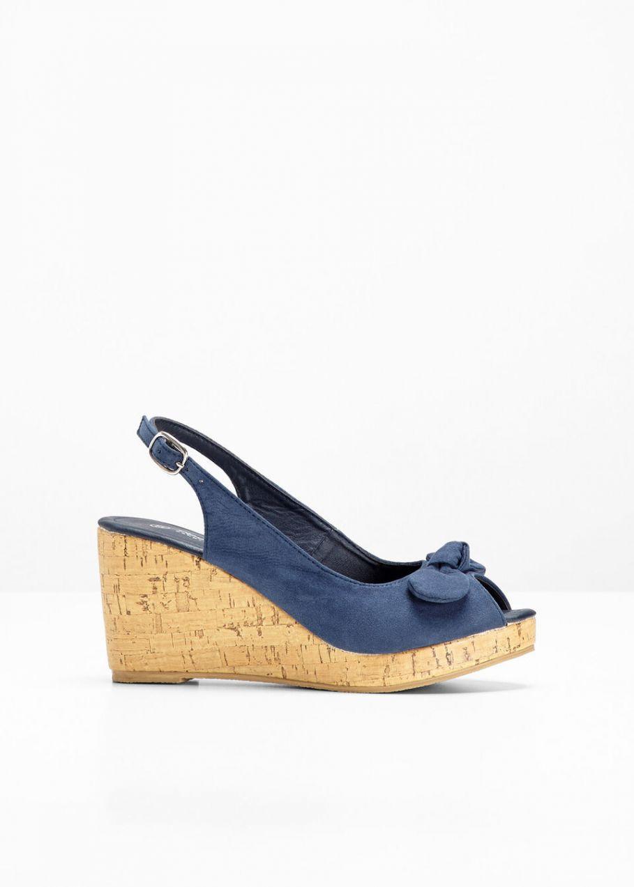 2649184dfceb Klinové sandále bonprix značky bpc selection - Lovely.sk