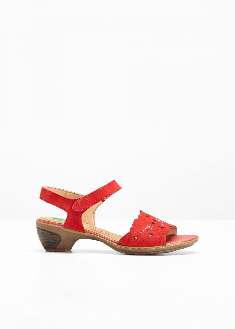 88c179d89bea Pohodlné kožené sandále bonprix značky bpc selection - Lovely.sk