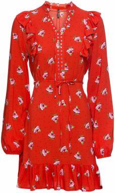 712b8bb369e5 Červené bodkované šaty Tom Joule Beth značky Tom Joule - Lovely.sk