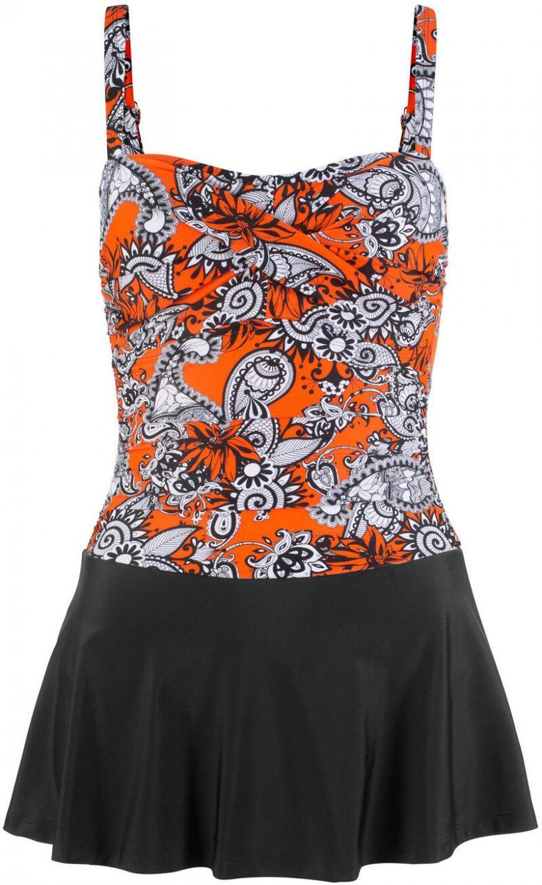 dd2011295b Plavkové šaty bonprix značky bpc selection - Lovely.sk