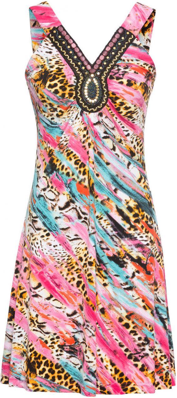 32c23494a103 Letné šaty bonprix značky BODYFLIRT boutique - Lovely.sk