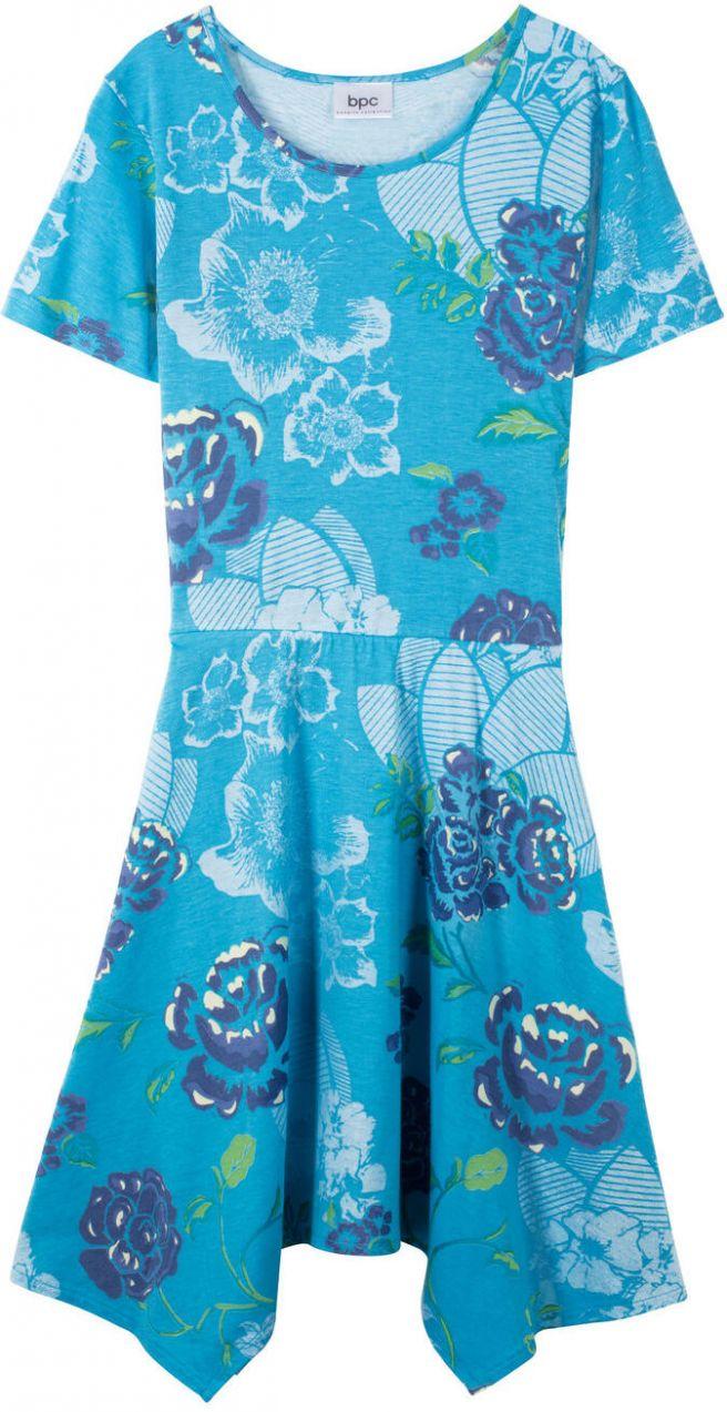 b3f5b9bb45a2 Úpletové šaty s cípmi bonprix značky bpc bonprix collection - Lovely.sk