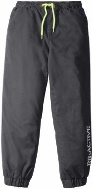 78bad09a83b6 Termo nohavice s odrazovými aplikáciami a mäkkou podšívkou. bonprix