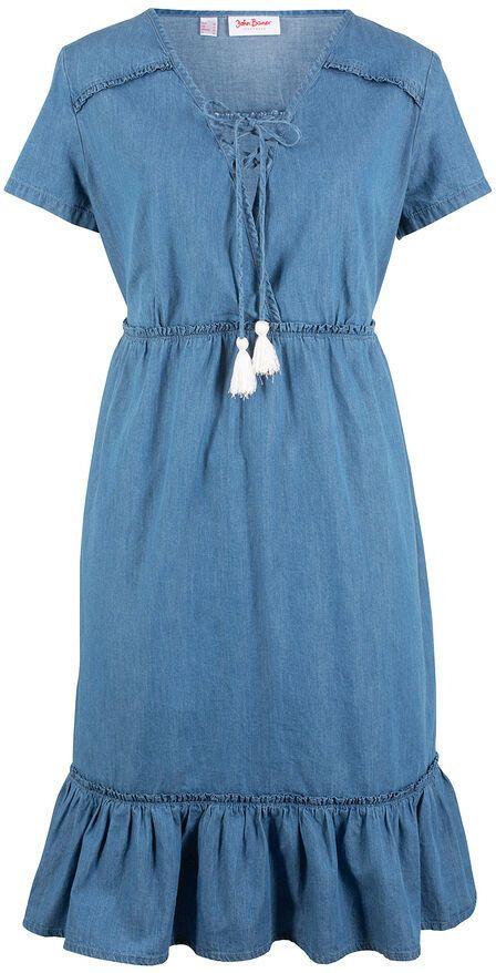 19cde6aa6 Bonprix Džínsové šaty značky John Baner JEANSWEAR - Lovely.sk