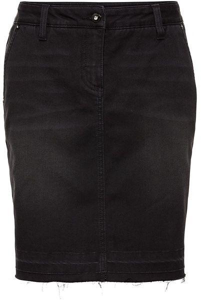 d551bb8f57e6 Džínsová sukňa bonprix značky RAINBOW - Lovely.sk
