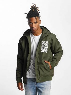 Anorak Jacket Olive 3XL