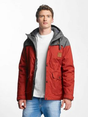 Warin Jacket Red/Grey XL