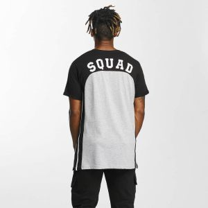 T-Shirt SquadSquare Grey Melange 3XL