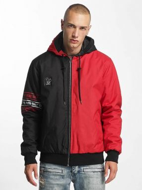 Winter Jacket WhoReady in red XXL