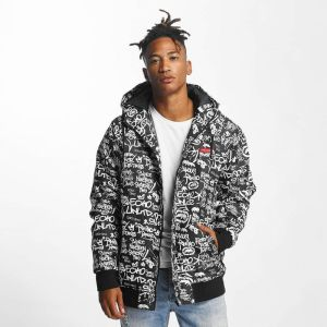 Allover Anorak Black XXL
