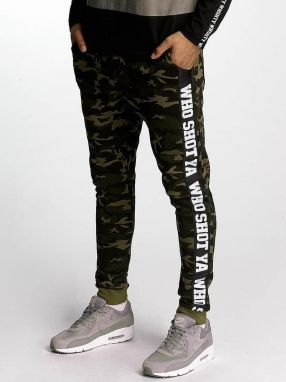 Sweat Pant Big Who Green 3XL